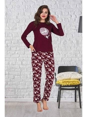 Berland 3206 Bayan Pijama Takımı