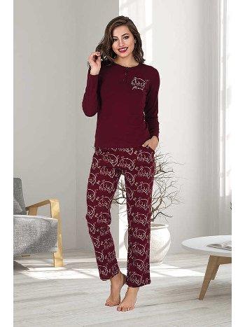 Berland 3207 Bayan Pijama Takımı