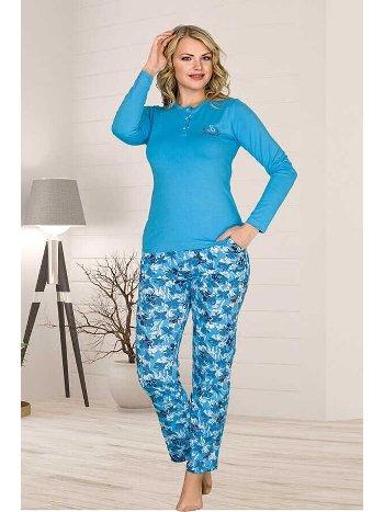 Berland 3232 Bayan Pijama Takımı