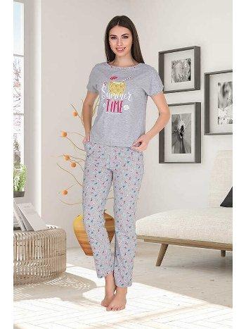 Berland 3235 Bayan Pijama Takımı
