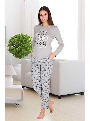 Berland 3239 Bayan Pijama Takımı