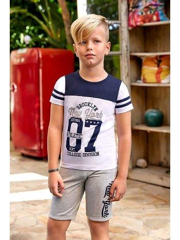 Berrak 5358 Erkek Çocuk Şort Takım