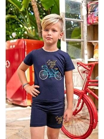 Berrak 5367 Erkek Çocuk Şort Takım