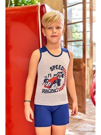 Berrak 5369 Erkek Çocuk Boxer Takım