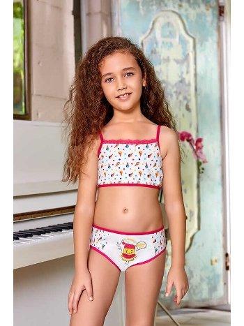 Berrak 5516 Kız Çocuk İkili Takım
