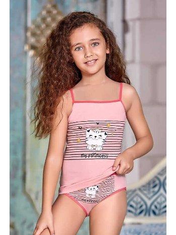 Berrak 5518 Kız Çocuk İkili Takım