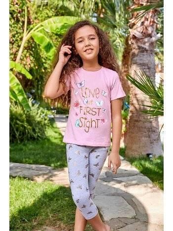 Berrak 5521 Kız Çocuk Tayt Takım