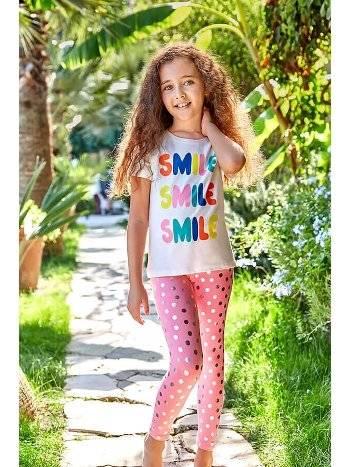 Berrak 5523 Kız Çocuk Tayt Takım