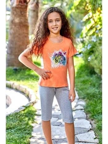 Berrak 5526 Kız Çocuk Kapri Takım