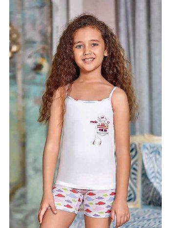 Berrak 5529 Kız Çocuk İkili Takım