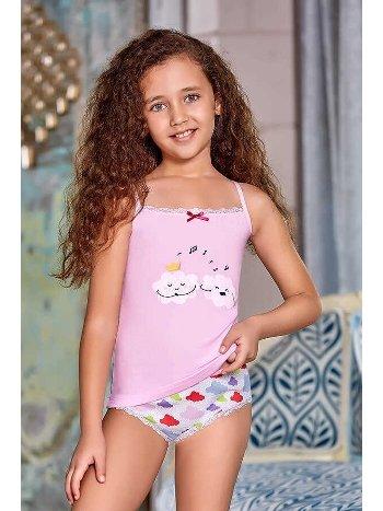 Berrak 5530 Kız Çocuk İkili Takım