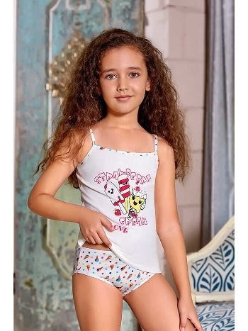 Berrak 5531 Kız Çocuk İkili Takım