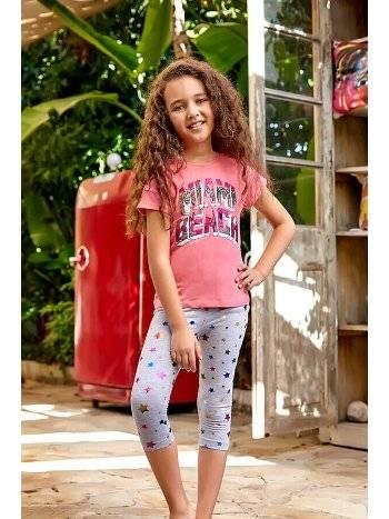 Berrak 5537 Kız Çocuk Tayt Takım