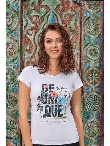 Berrak 8093 Bayan T-Shirt