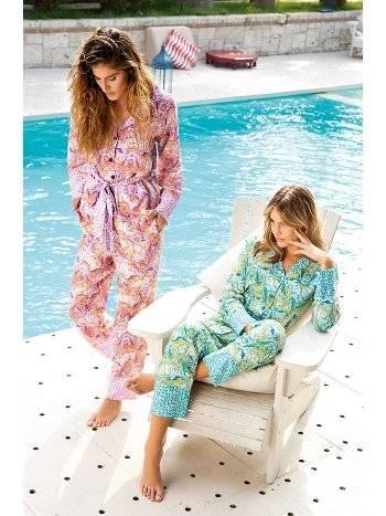 Berrak 860 Bayan Pijama Takımı