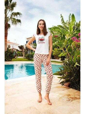 Berrak 871 Bayan Pijama Takımı