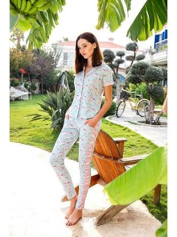 Berrak 881 Bayan Pijama Takımı