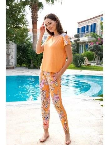 Berrak 886 Bayan Pijama Takımı