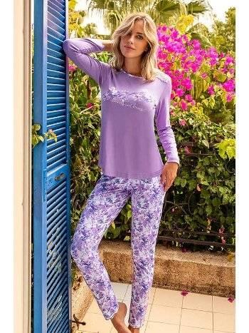 Berrak 887 Bayan Pijama Takımı