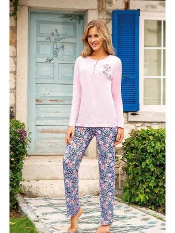 Berrak 892 Bayan Pijama Takımı