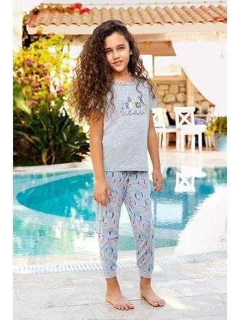 Berrak 934 Kız Çocuk Pijama Takımı