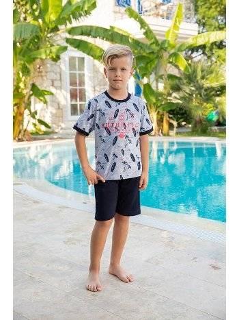 Berrak 937 Erkek Çocuk Pijama Takımı