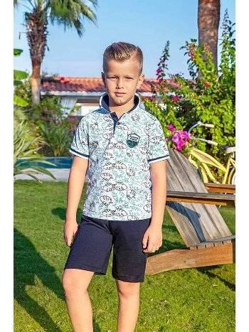 Berrak 938 Erkek Çocuk Pijama Takımı