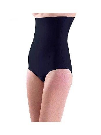 BlackSpade Body Control Illusion Kadın Sıkılaştırıcı Yüksek Bel Külot Korse Siyah 1480