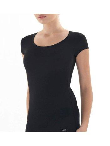 BlackSpade Silver Kadın Siyah T-Shirt 1622