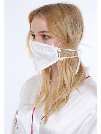 Bride Boncuklu Aksesuar Maske Asimod ASIMASK01