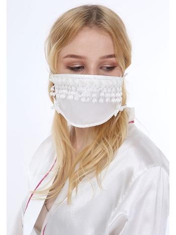 Bride Dantelli Aksesuar Maske Asimod ASIMASK02