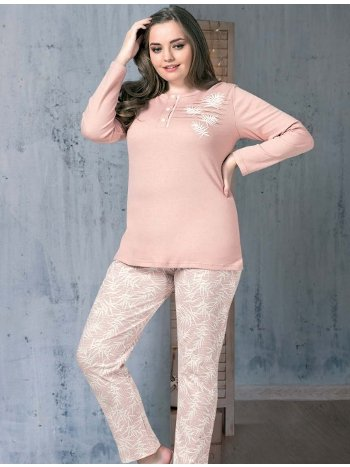 Büyük Beden Pijama Takımı Dowry B09-27