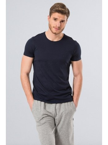 Cacharel Erkek T-Shirt (Slim Fit) 2169/LACİVERT