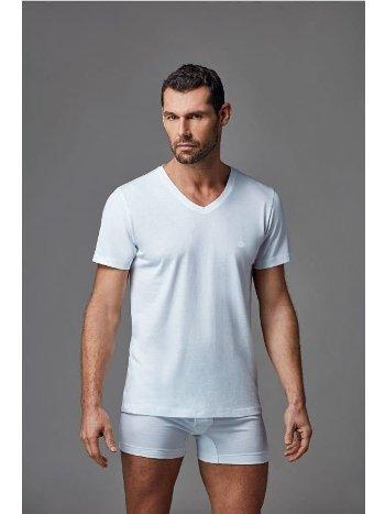 Compact V Yaka T-Shirt Dagi D5030