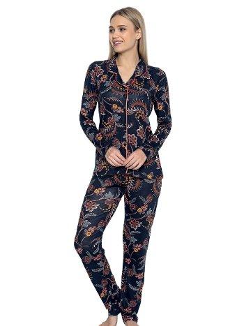 Confeo Önden Düğmeli Pijama Takımı 840-001 Öztaş