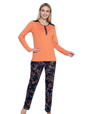 Confeo Patlı Pijama Takımı 840-002 Öztaş