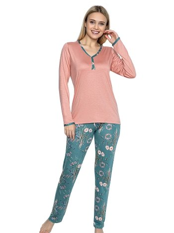 Confeo Süs Patlı Pijama Takımı 840-003 Öztaş