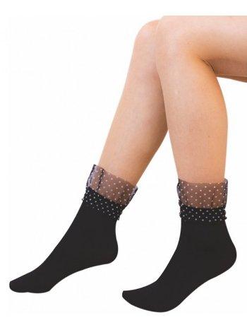 Daymod Mycro Tüllü 3 Soket Çorap D1522006