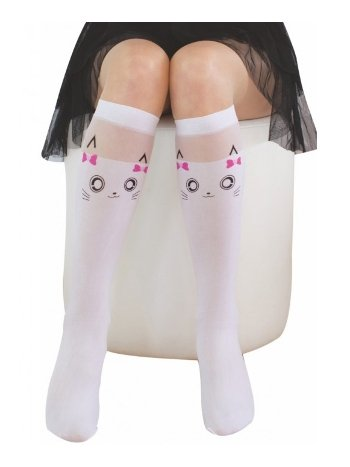 Daymod Pamuk Çocuk Dizaltı Çorap D2222011