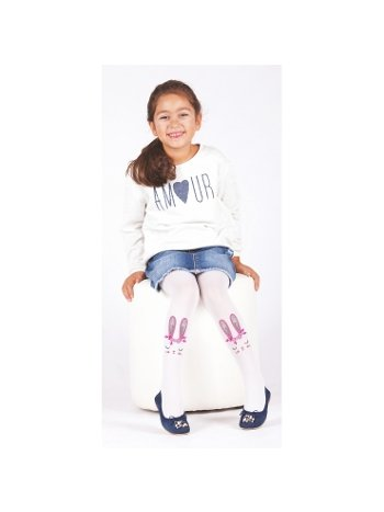 Daymod RABBIT Çocuk Külotlu Çorap D2125115