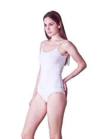 Dono Çıtçıtlı İp Askılı Body - 2310