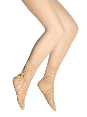 Dore İri File Soket Çorap