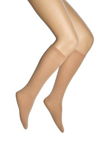 Dore Slight-Rahat Lastik Mikro 40 Dizaltı Çorap