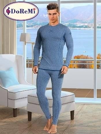 DoReMi Erkek Termal Sport & Home Wear