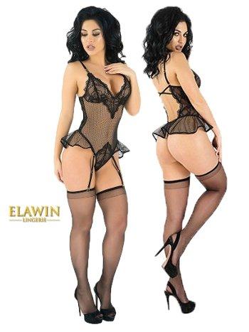 Elawin Fantazi Jartiyerli Babydoll 5205