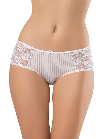 Pamuk Elastan Düşük Bel Bikini -3 lü Paket Erdem 7259