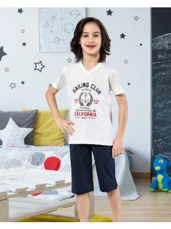 Erkek Çocuk Kapri Takımı Yuppi HMD 5431