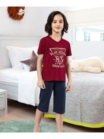 Erkek Çocuk Kapri Takımı Yuppi HMD 5434