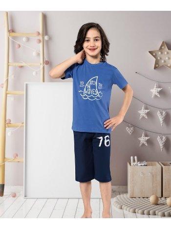 Erkek Çocuk Kapri Takımı Yuppi HMD 5435