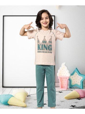 Erkek Çocuk Kapri Takımı Yuppi HMD 5444